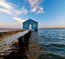 Boatshed by Jarmat