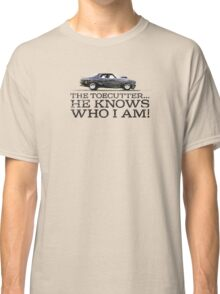 "Night Rider - ""The Toecutter..."" Classic T-Shirt"
