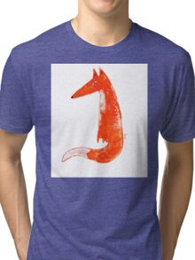 Just a Fox Tri-blend T-Shirt