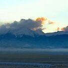 Colorado Evening by Holly Werner