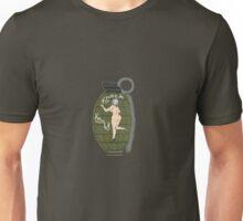 Grenade Art Knock Knock Nude Unisex T-Shirt