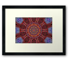 The Design Framed Print