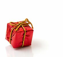Red Gift Box   by Tom Klausz