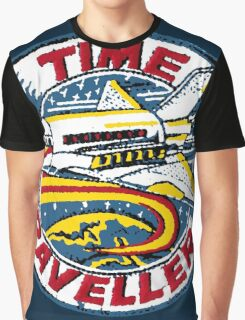 Time Traveller Graphic T-Shirt