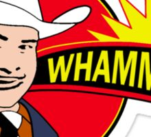 Anchorman 2 - Champ Kind - WHAMMY! Sticker
