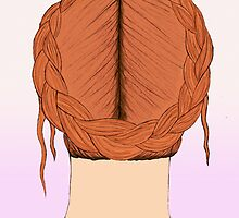 Halo Braid by Erin Leigh Morrow