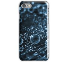 macro Le'bouble II Blue iPhone Case/Skin