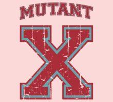MUTANT X (3) Kids Clothes
