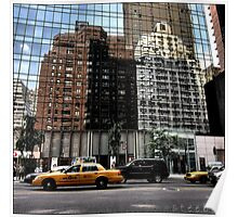 Reflectivity on West 57th Poster
