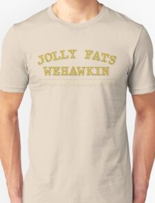 Jolly Fats Wehawkin Employment Agency T-Shirt