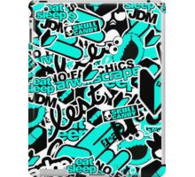 sticker bomb case  iPad Case/Skin