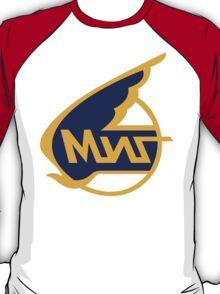 Mikoyan-Gurevich (Russian Aircraft Corporation MiG) Logo T-Shirt