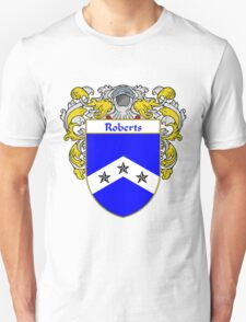 Roberts Coat of Arms / Roberts Family Crest T-Shirt