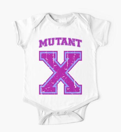 MUTANT X (5) One Piece - Short Sleeve