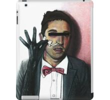 Untitled #1 iPad Case/Skin