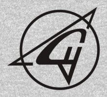 Sukhoi Aircraft Logo (Black) One Piece - Short Sleeve