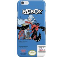 BatBoy iPhone Case/Skin