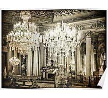 Dolmabahçe Palace Poster