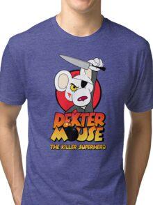 Dexter Mouse Tri-blend T-Shirt
