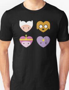 Adventure Hearts Unisex T-Shirt