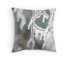 Ice Age Throw Pillow