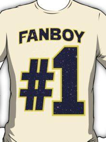 Fanboy #1 T-Shirt