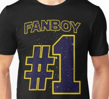 Fanboy #1 Unisex T-Shirt