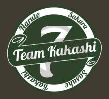 Team Kakashi by GeordanUK