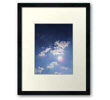 ©TSS The Sun Series IV Framed Print
