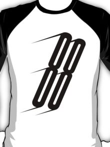 Rocket 88 Black T-Shirt