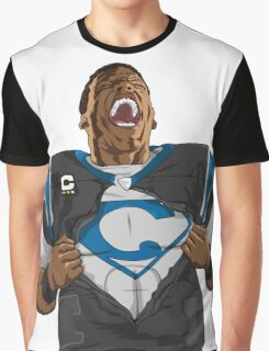 In Cam We Trust - Man of Steel 2016 Graphic T-Shirt