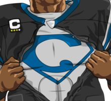 In Cam We Trust - Man of Steel 2016 Sticker
