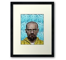 The Meth King Framed Print