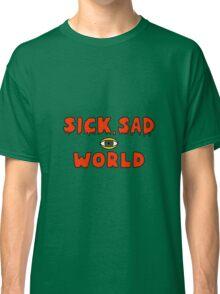 Daria Sick sad world Classic T-Shirt