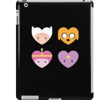 Adventure Hearts iPad Case/Skin