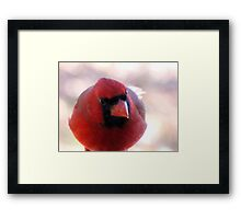 """""""Which came first, the egg or the dinosaur?"""" Framed Print"""