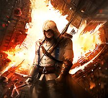 Assassin's Creed Rises by Stephen Diego