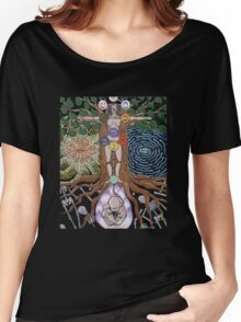 Tree Of Wisdom Women's Relaxed Fit T-Shirt