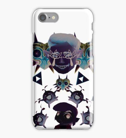Legend of Zelda Invert  iPhone Case/Skin