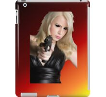 Girls With Guns iPad Case/Skin