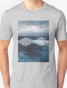 Arctic Monkeys Ocean Design T-Shirt