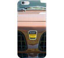 Triumph Dolomite Sprint iPhone Case/Skin