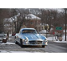 1955 Mercedes-Benz 300SL Photographic Print