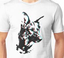 Rin Tin Tin 3D Unisex T-Shirt
