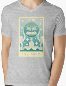 MAJORAS TAROT Mens V-Neck T-Shirt