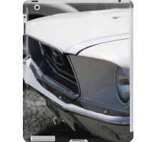 68 Ford Mustang iPad Case/Skin