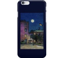 Town. Evening iPhone Case/Skin