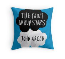 TFIOS Cover Throw Pillow