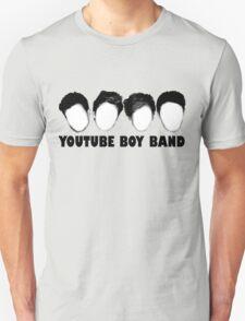 The YouTube Boy Band Unisex T-Shirt