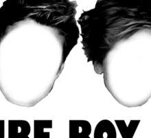 The YouTube Boy Band Sticker